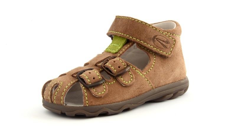 Richter Terrino 2106 Sandale geschlossen