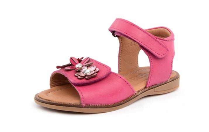 Bisgaard 70224 Sandale mit Blumen