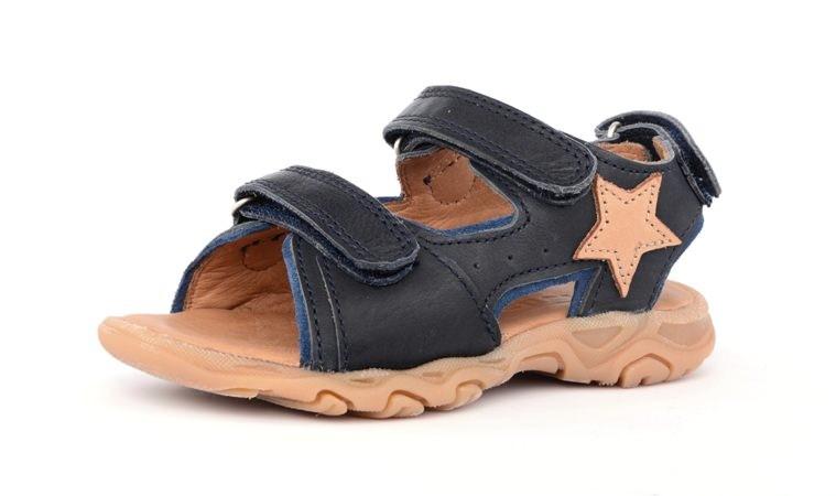 Bisgaard 70304 Sandale mit Stern