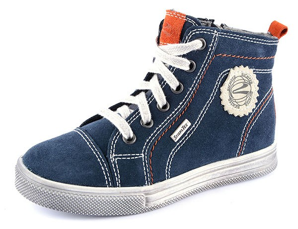 RICHTER Leder Sneaker high für Jungen