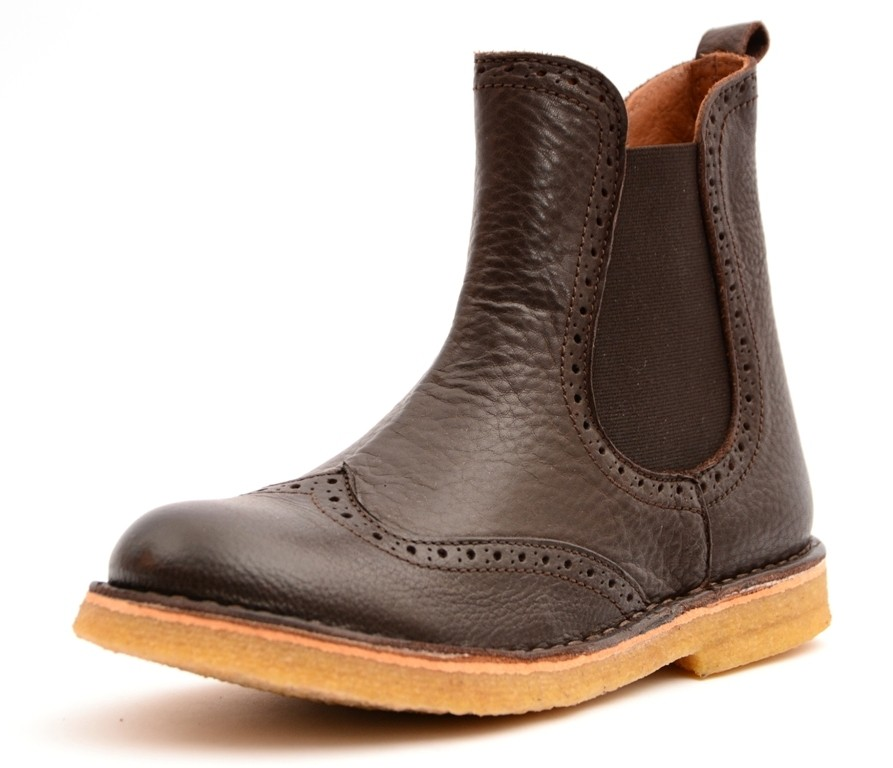 Bisgaard 52101 Budapester Chelsea Boot Halbstiefel