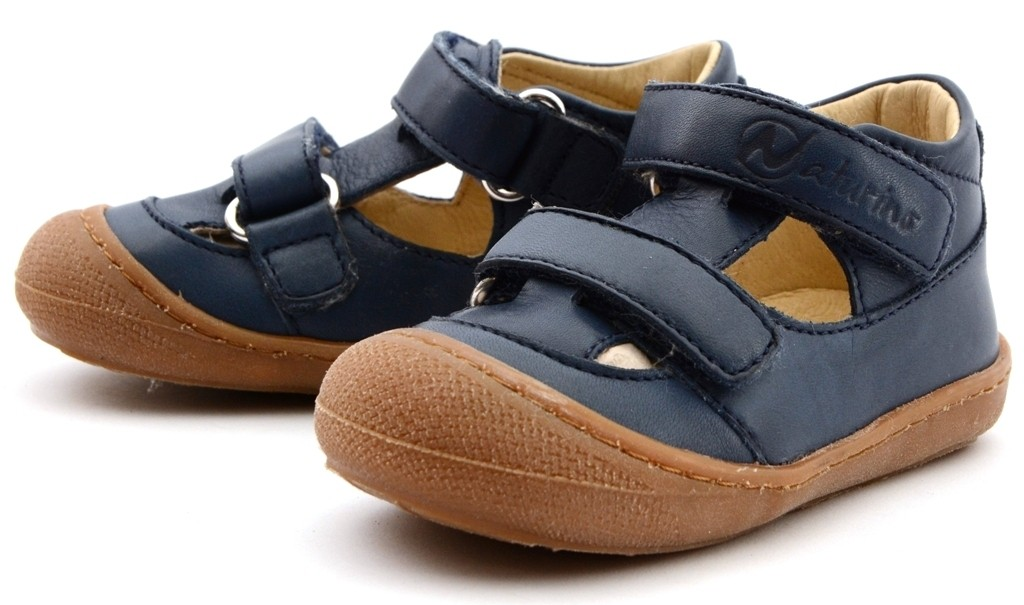 Naturino 4684 Lauflernschuhe Sandale geschlossen
