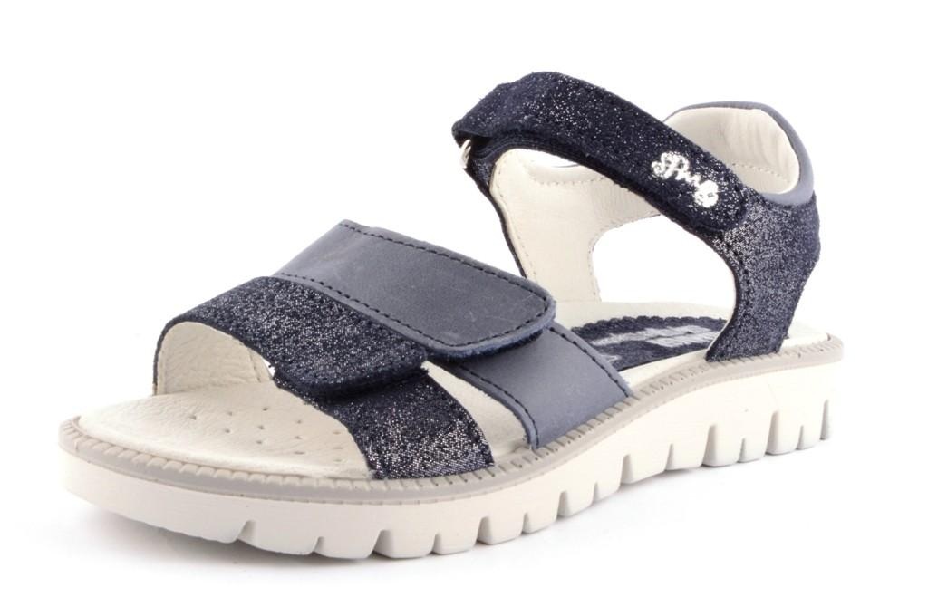 Primigi PAX 7613 Mädchen Leder Klett Sandale
