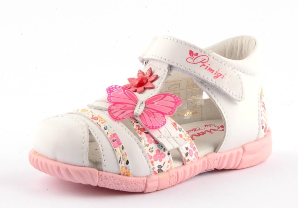 Primigi PBD 7043 Baby Mädchen Lauflernschuhe Sandale geschlossen