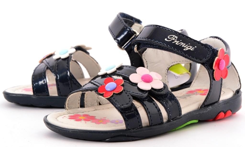 Primigi PPR 14279 Mädchen Sandale mit Blumen