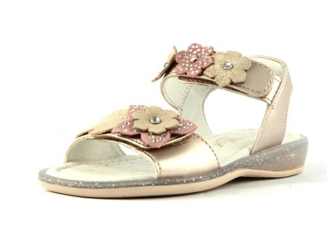 Primigi BETSY Mädchen Sandale mit Blüten