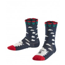 FALKE Cosy Sheep Kinder Socken