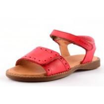 Froddo Mädchen Sandale mit Lochmuster