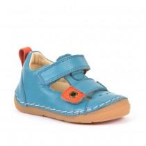 Froddo Leder Lauflernschuhe geschlossene Sandale