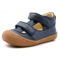 Naturino PUFFY Lauflernschuhe Leder Sandale geschlossen