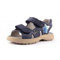 Naturino 5675  Leder Klett-Sandale