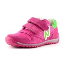 Naturino SAMMY Mädchen Halbschuhe Ledersneakers