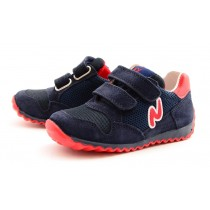 Naturino SAMMY Leder Sneaker Halbschuhe