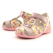 Primigi PBF 14062 Baby Mädchen Lauflernschuhe Sandale geschlossen