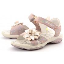 Primigi PBR 13786 Mädchen Sandale mit Blüte