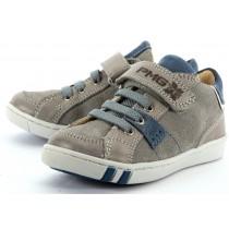 Primigi PHK 14245 Jungen Leder Sneaker Halbschuhe