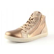 Primigi PHO 7576 Mädchen Halbschuhe Sneakers gold