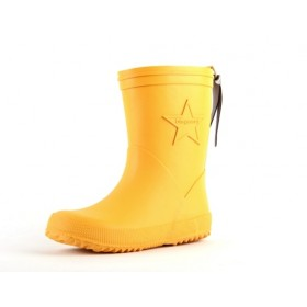 "Bisgaard Gummistiefel ""STAR"" yellow"