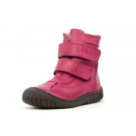Bisgaard 61016 pink Winterstiefel mit TEX/Wolle Warmfutter