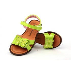 Romagnoli 4791 Sandale mit Klettverschluss