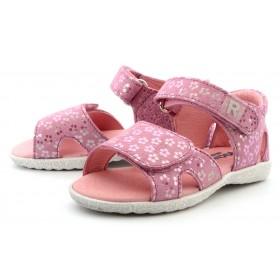 Richter 2201 Sissi Baby Leder Sandale Lauflernschuhe