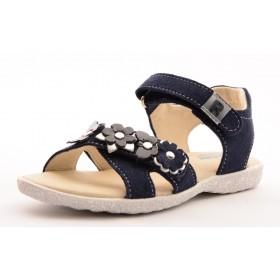 Richter 5004 Sissi Mädchen Leder Sandale