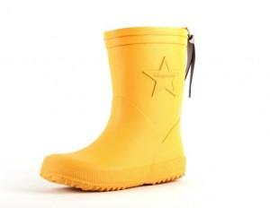 """Bisgaard Gummistiefel """"STAR"""" yellow"""
