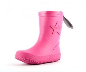 """Bisgaard Gummistiefel """"STAR"""" pink"""